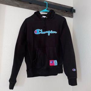 reverse weave champion sweatshirt/hoodie